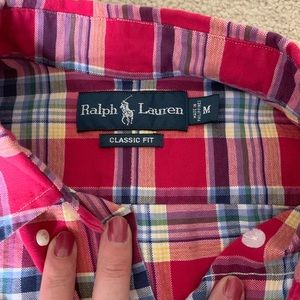Polo by Ralph Lauren Shirts - Polo button down! Perfect condition!